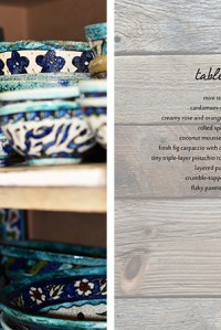 To Syria, With Love {And My 10 Mid-East Inspired Sweets E-Cookbook Launch}