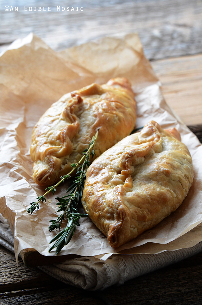 Herbed Beef Pasties with Carrot and Parsnip 2
