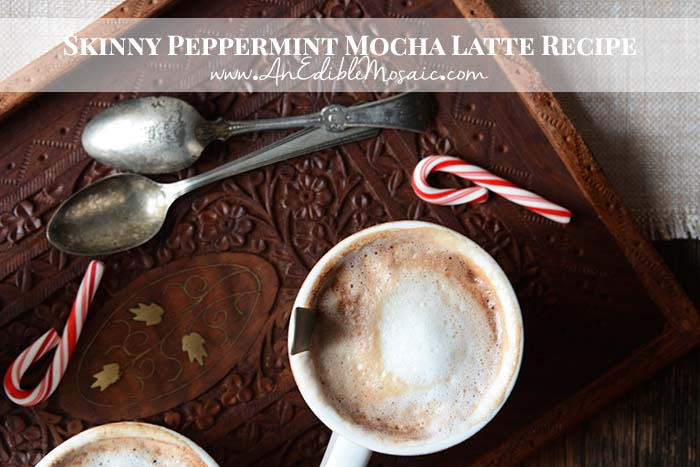 Skinny Peppermint Mocha Latte Recipe with Description