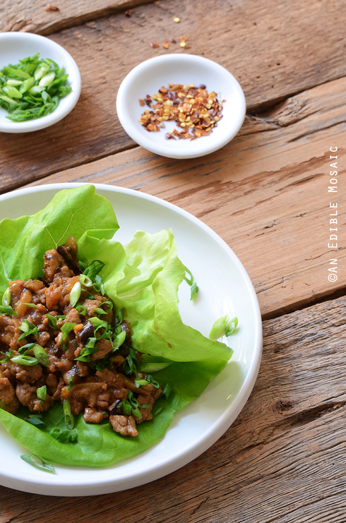 PF Chang's Copycat Chicken Lettuce Wraps 2