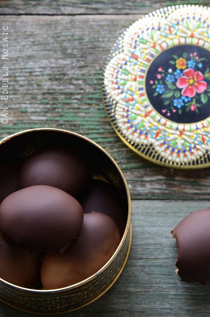 3-Ingredient Chocolate-Covered Peanut Butter Eggs 2