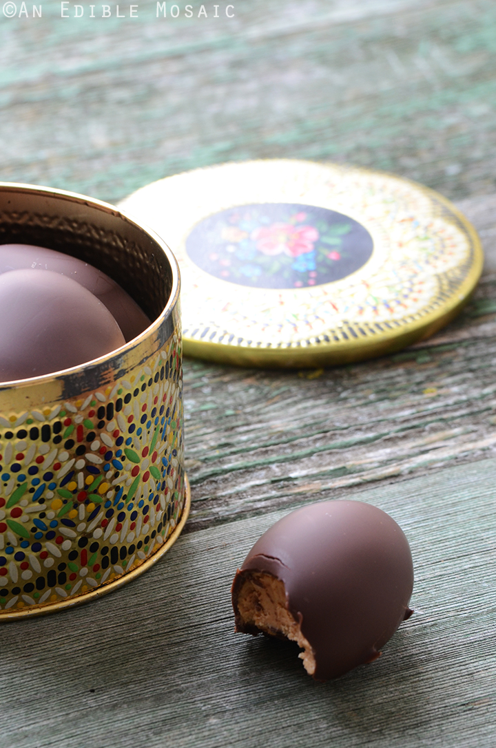 3-Ingredient Chocolate-Covered Peanut Butter Eggs 3