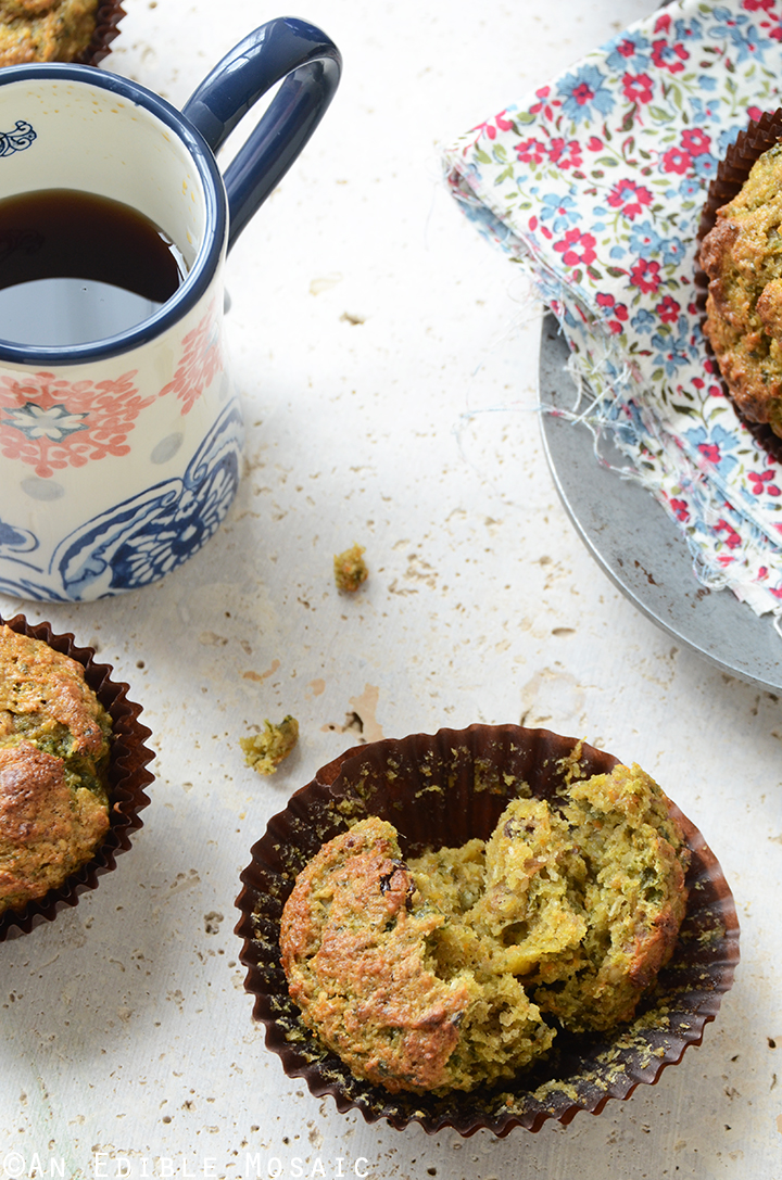 Morning Glory Muffins with Juice Pulp 3