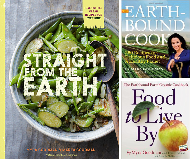 Myra Goodman's Cookbooks