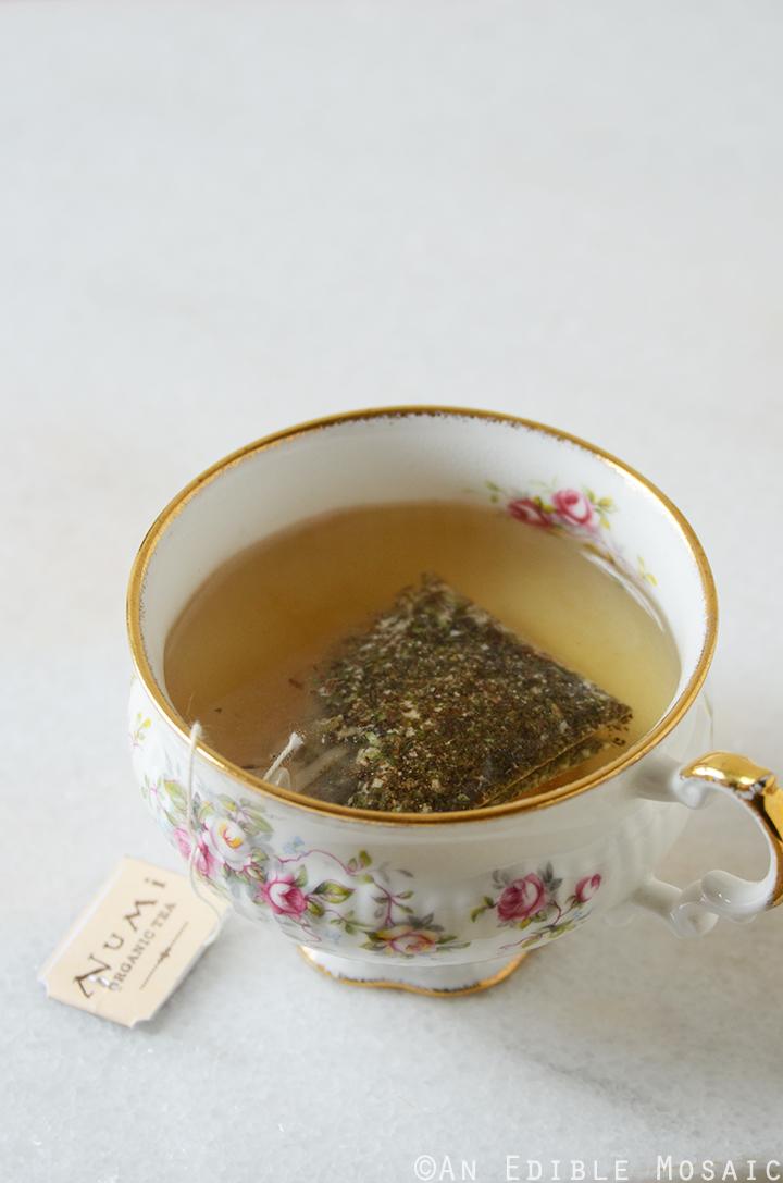 Numi White Rose Tea 2