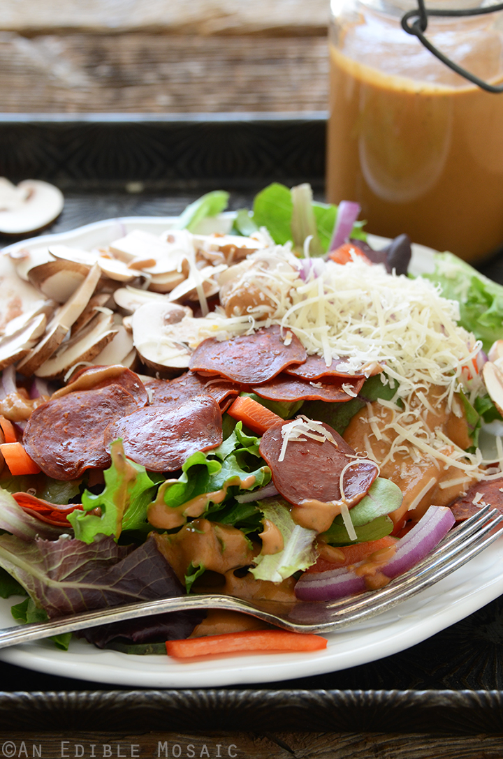 Pizza Salad 4