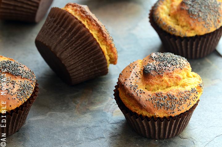 Mango Lassi Poppy Seed Muffins 4