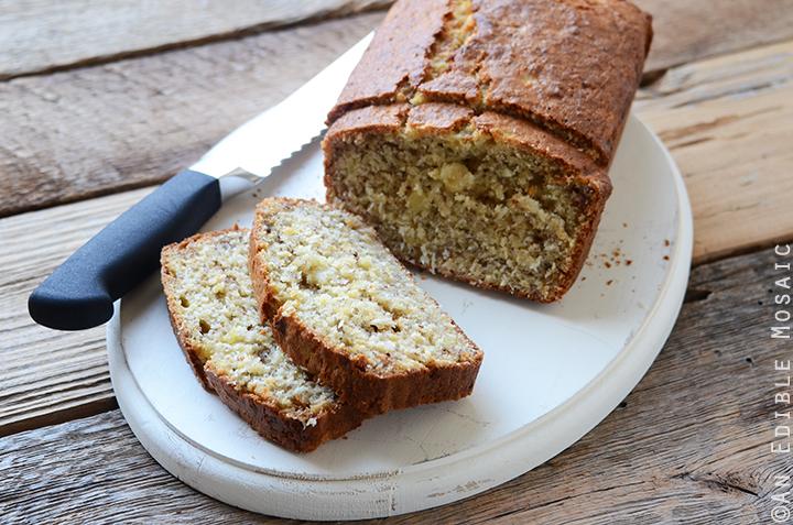 Pina Colada Banana Bread 3