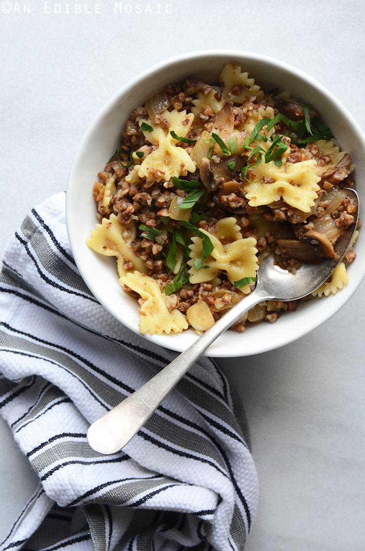Cooking Kasha or Buckwheat Groats