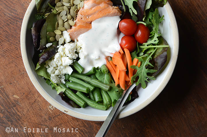 Quick and Easy Low-Carb Ranch Dressing 4