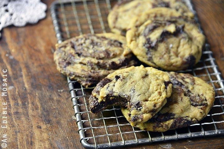 Peanut Butter Nutella Swirl Cookies 4