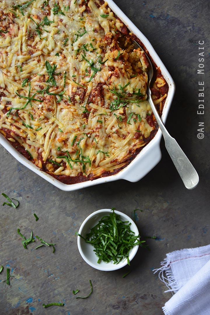 easy-5-ingredient-chicken-parmesan-quinoa-casserole-1