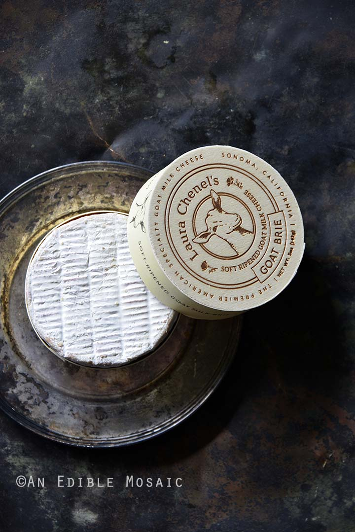 Laura Chenel's Goat Brie