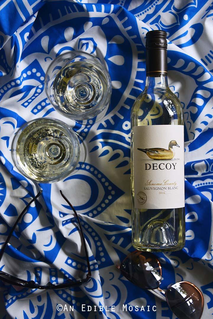 2016 Decoy Sonoma County Sauvignon Blanc on Beach Blanket