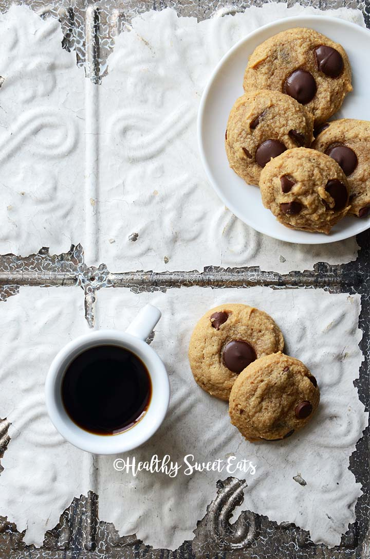 Soft and Chewy Cacao Butter Chocolate Chip Cookies