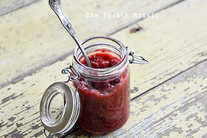 Sugar Free Strawberry Jam Recipe - An Edible Mosaic™