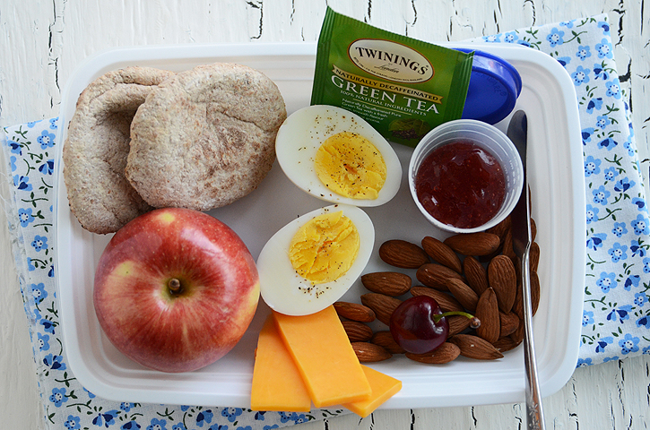 Healthy Breakfasts On The Go An Edible Mosaic