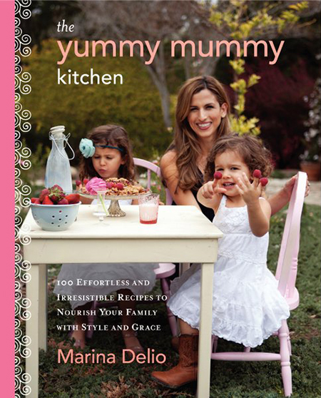 Yummy Mummy Kitchen: Peanut Butter & Jelly Granola Bars Recipe {And A Review Of
