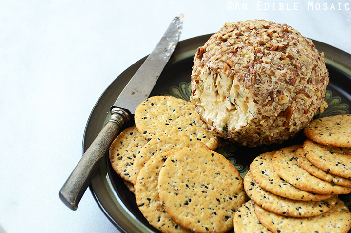 French Onion Soup Cheese Ball Recipe