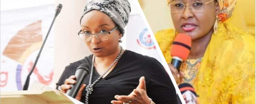 SIP: ANEEJ, Other CSOs Want Buhari to resolve differences Between Aisha, Maryam Uwais  …Call  for Stakeholders Summit on SIP.