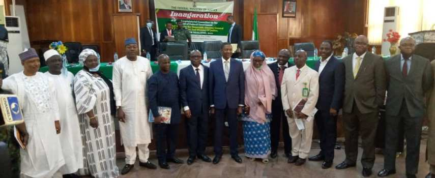 FG Inaugurates 22-member Asset Disposal Committee, gives 6 months' timeline…. ANEEJ Chief Assures on use of GFAR principles
