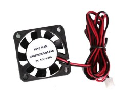 DC 12V 0.06A Fan 4*4 CM  4010S computer chassis / CPU / North Bridge fan 3-wire with Plugs
