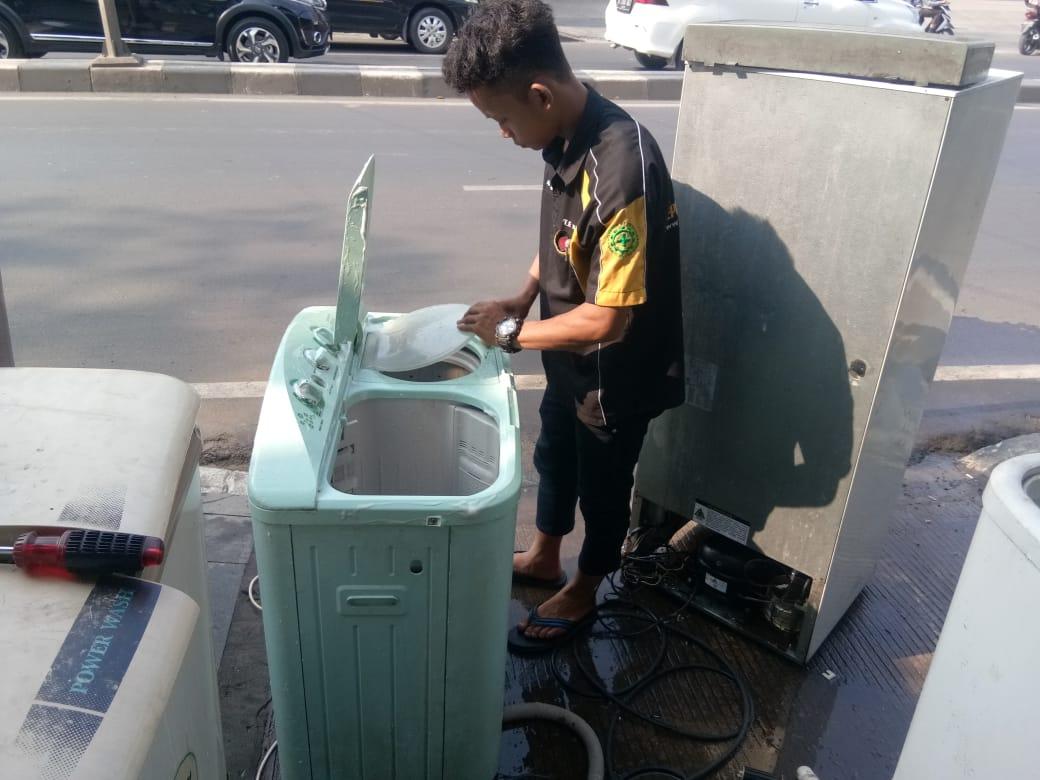 Jasa Service Mesin Cuci Di Pekayon