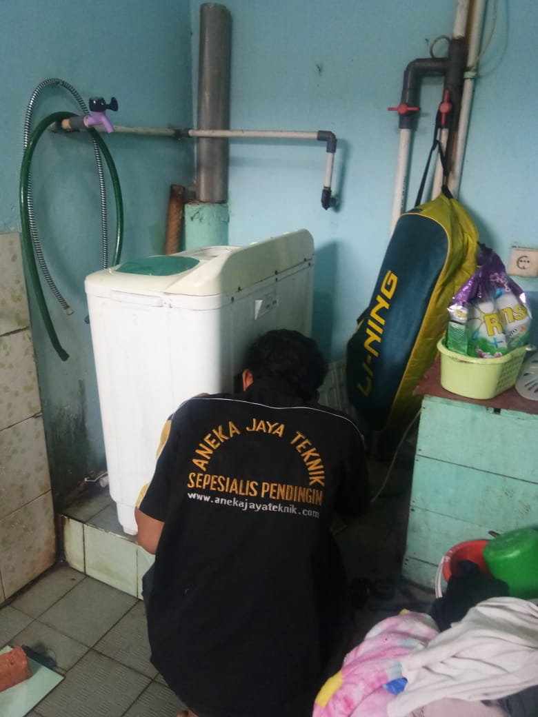 Jasa Service Mesin Cuci Di Galaxy