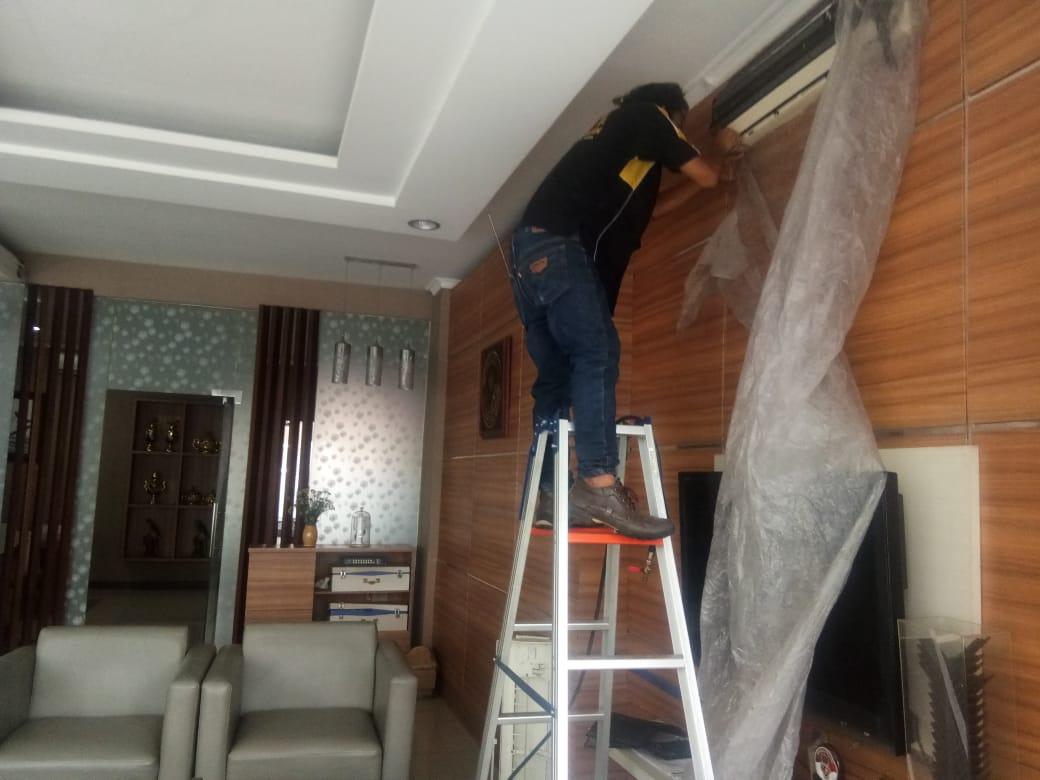 Jasa Service AC Di Bintara