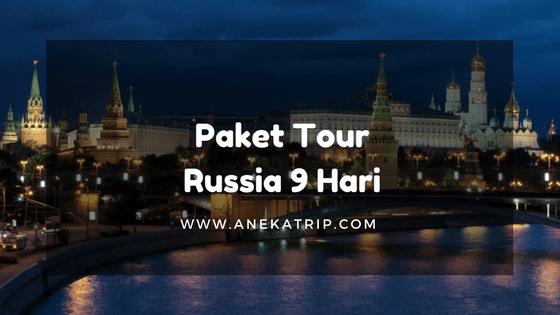 Paket Tour Russia