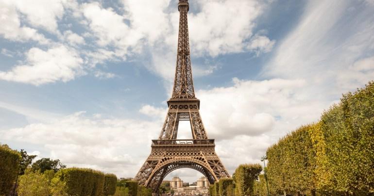 Paket tour eropa barat Paris 1