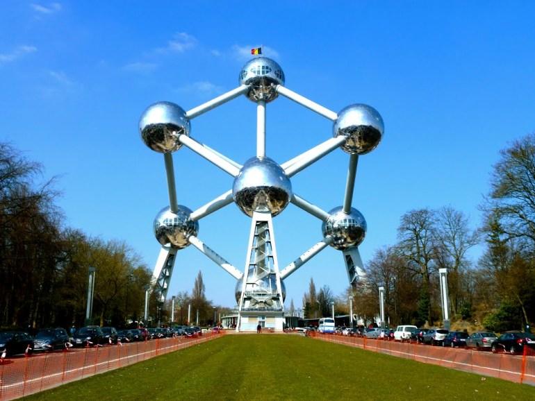 Paket tour eropa barat Brussels 2