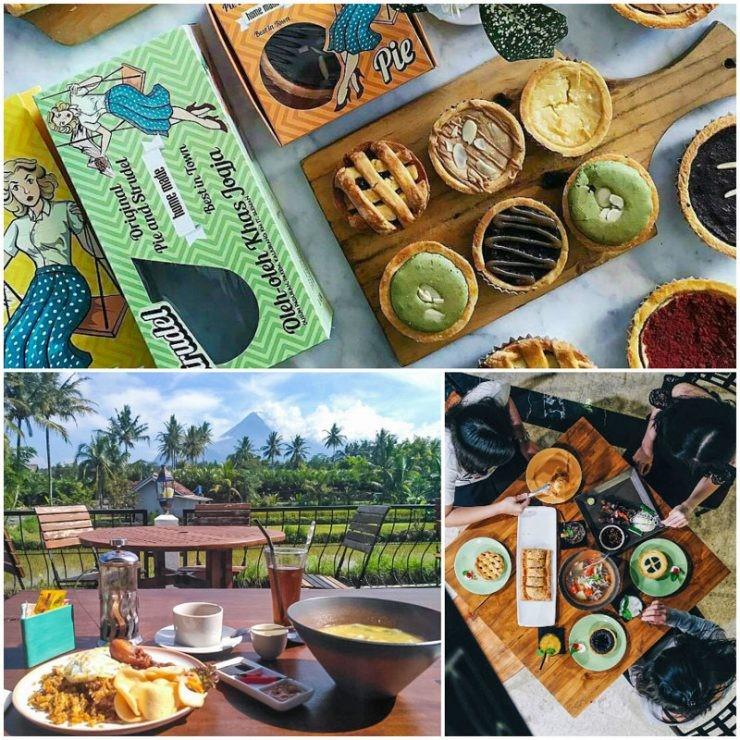 2. D'Padukan Pie & Resto, Kaliurang