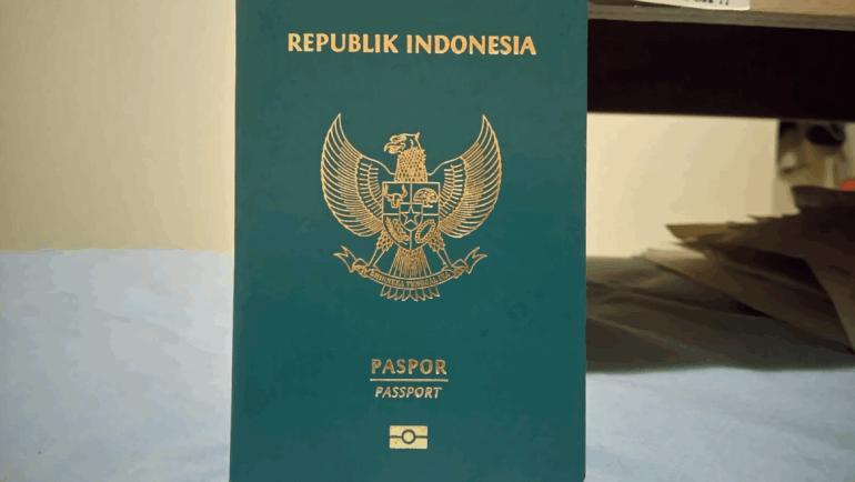 Paspor Elektronik