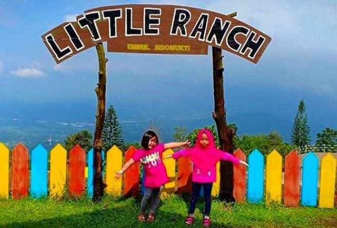 Little Ranch di Umbul Sidomukti