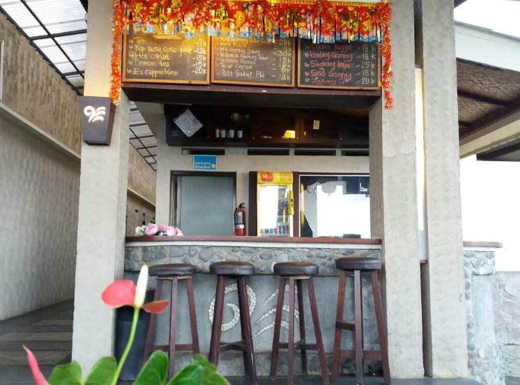 Coffe Shop Umbul Sidomukti