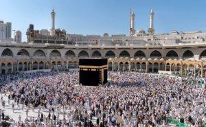 Masjid Al Haram Mekkah