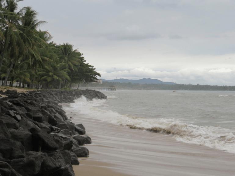 Sejarah pantai Anyer