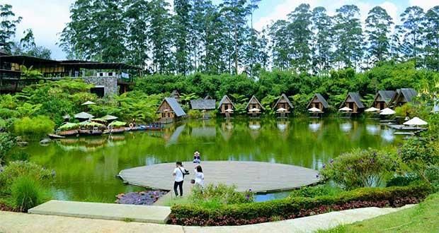 Tempat Wisata Alam Bandung Lembang Surat Kabar