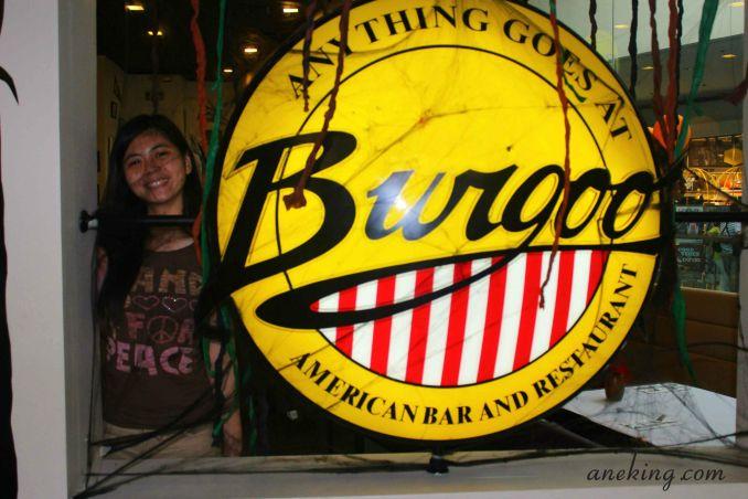 Anything goes at burgoo
