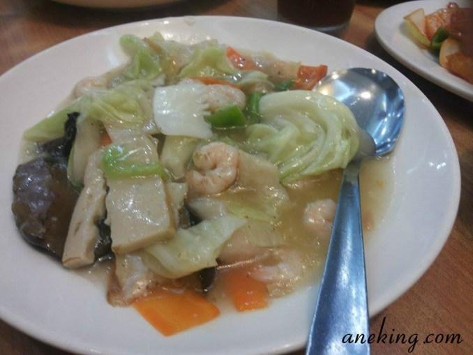 Seafood Chopsuey