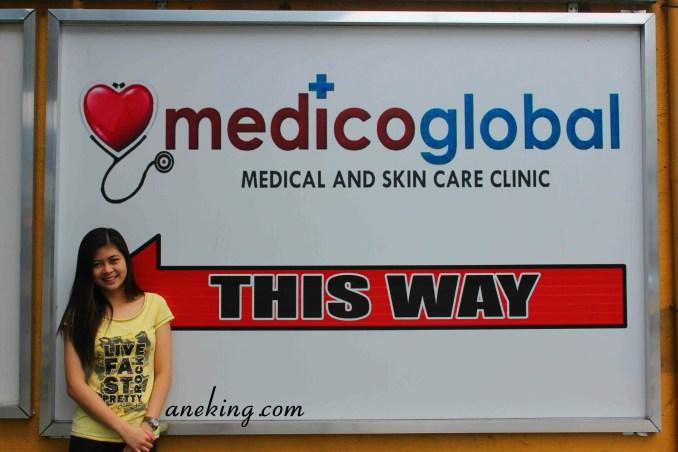 Basic Facial Experience In Medico Global
