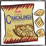 Ribbed-Cracklings