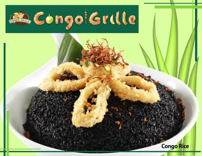 Congo Rice