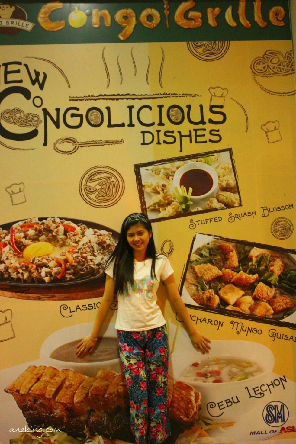 Congolicious Dishes In Congo Grille