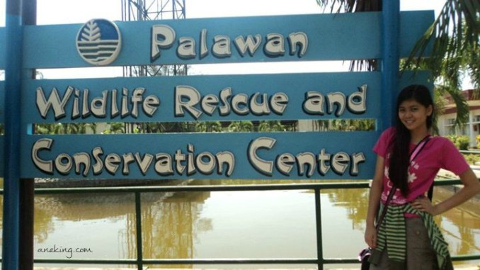 Palawan Wildlife Rescue and Conservation Center 1