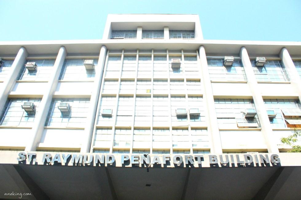 St Raymond Penafort Building