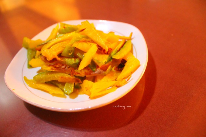 12. Your Squash Fries is now done and ready to be eaten.