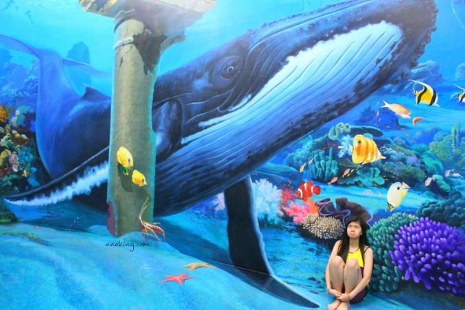 shark in Art in Island