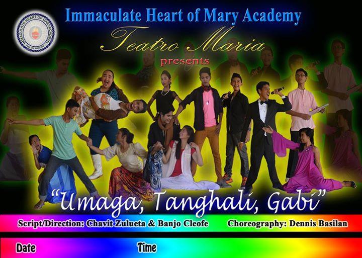 Teatro Maria Umaga Tanghali Gabi
